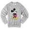 Mickey mouse vintage unisex sweatshirts - basic tees shop