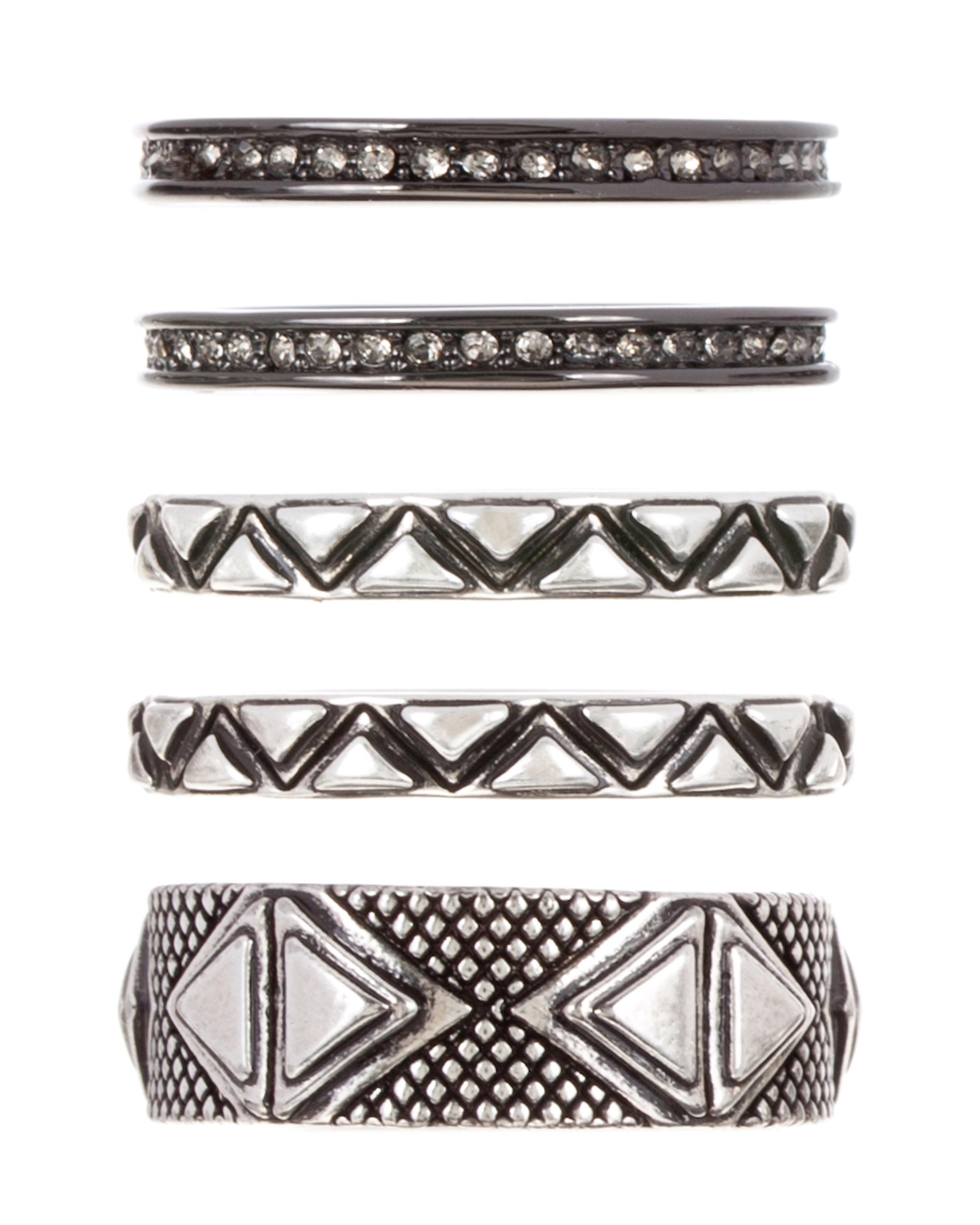 Mesa stack ring set by house of harlow 1960 online