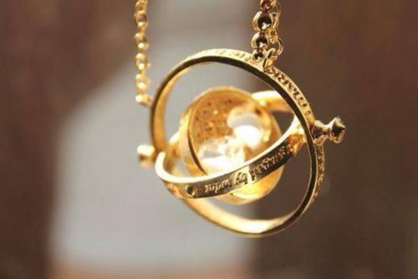 time turner gold