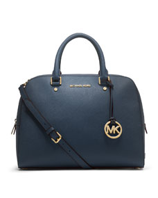 MICHAEL Michael Kors  Large Jet Set Travel Satchel - Michael Kors