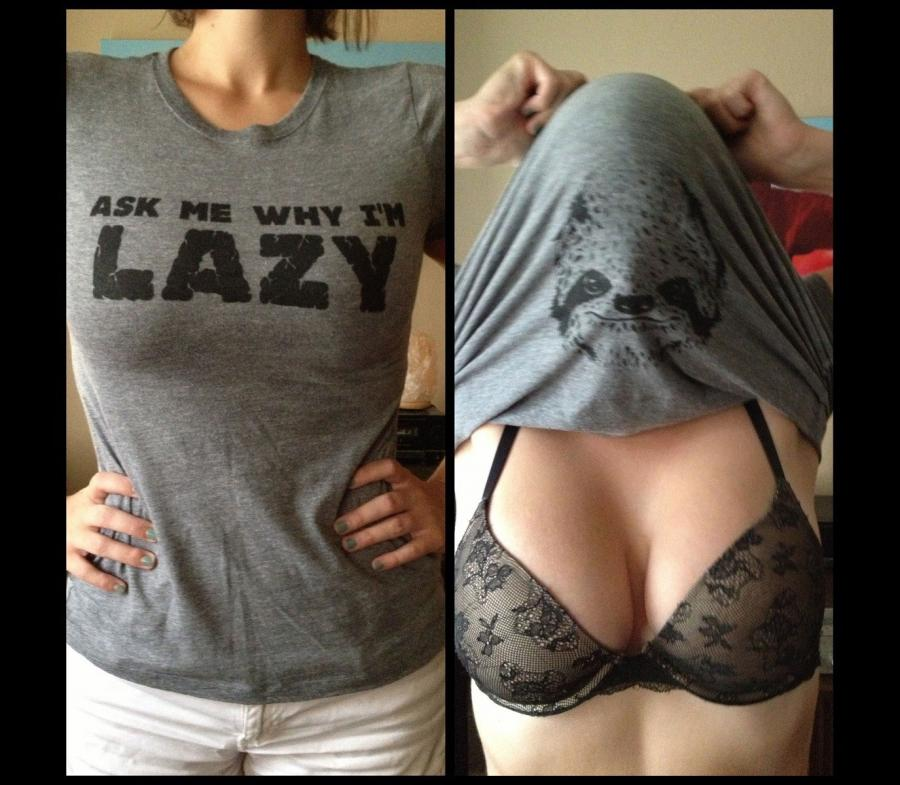 Ask Me Why I'm Lazy Sloth Shirt
