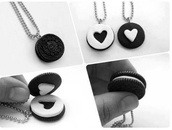 jewels,friends,oreos,ring,infinity,bff,best,forever,jewelry,rose gold,galentines day