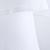 White V Neck Cascading Ruffle Vest - Sheinside.com