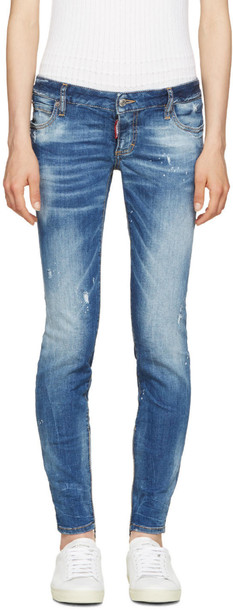 Dsquared2 jeans blue