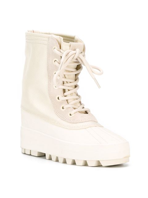 promo code f08cf 9ee7a Yeezy Adidas Originals By Kanye West '950' Boots - Smets - Farfetch.com