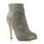 DUNE LADIES STRETCHY - Leather Stretch Over The Knee Heeled Boot - black | Dune Shoes Online