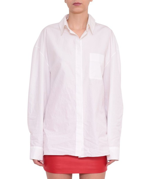 alexandre vauthier shirt cotton top