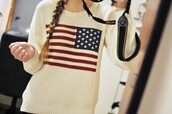 usa,sweater,sweat,nikon,white,pullover,knitwear
