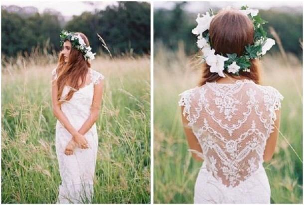 Hipster Wedding Dresses 94