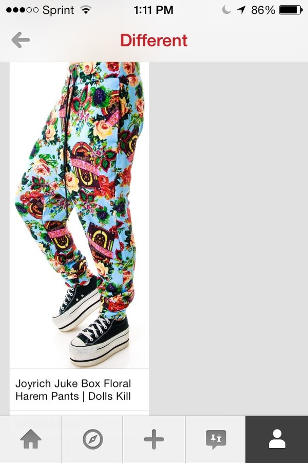 pants shoes