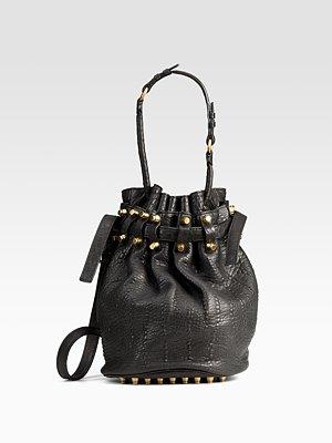 Alexander Wang - Diego Bucket Bag - Saks.com