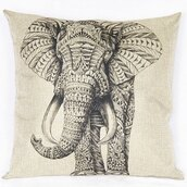home accessory,pillow,emoji pillow,knitted pillow,throw pillows,throw pillow,elephan,elephant,elephant print,aztec,tumblr,bedroom,tumblr bedroom,hipster,hippie,hippie chic,quote on it pillow
