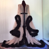 dress,hollywood,scarlett,feathers,ostrich,chiffon,dressing gown,elegant,fluffy,gown,homewear,robe,faux fur,nightwear,coat,lingerie,pajamas,burgundy,long,beige,pink,black,princess,kim kardashian,cute,cardigan,sexy,pink lingerie,underwear,fur,silk,flow,flowey,gorgeous,twitter,tumblr,instagram,sweater,fancy,fancy robe,black feathers,floor length,sheer,sheer lingerie,sexy sheer robe,satin