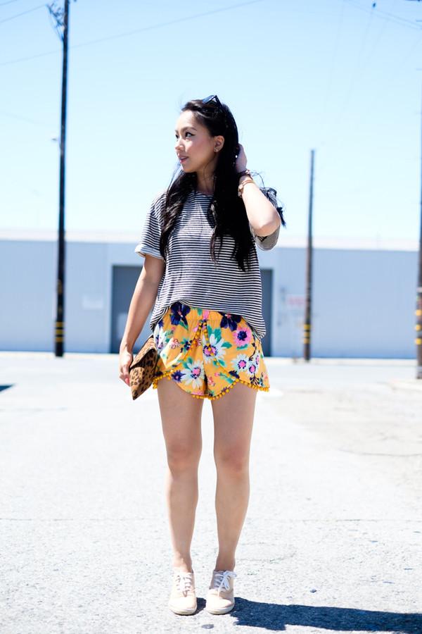 the fancy pants report top bag sunglasses shoes