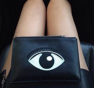 bag eye purse
