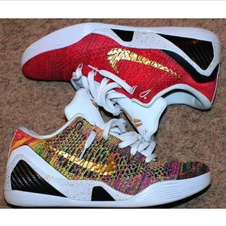 kobe 9s red shoes kotd sneakers