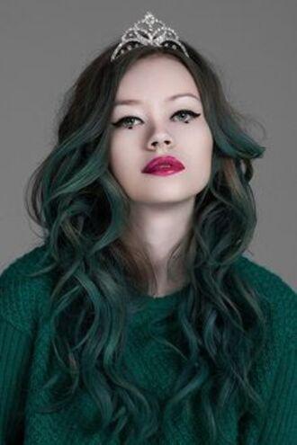 sweater dark green dark green sweater warm baggy sweaters comfy forest green hair accessory winter sweater