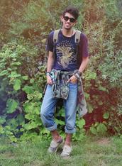 bobby raffin,t-shirt,jeans