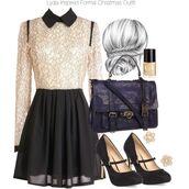 blouse,clothes,skirt,lydia martin,bag