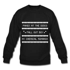 Men's Crewneck Sweatshirt | BAND STUFF