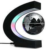 home accessory,cool,gadget,gadgets,world,globe,black,holographic,tumblr