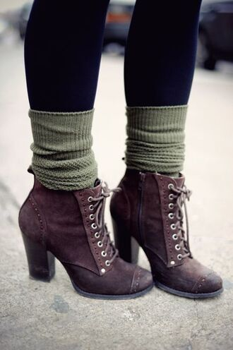 shoes boots heels medium heels socks winter boots