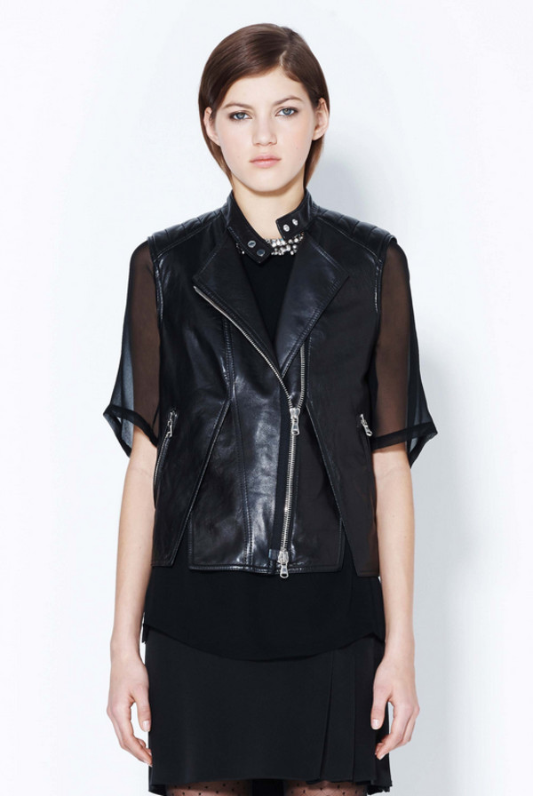 jacket lookbook fashion phillip lim dress
