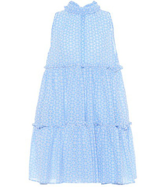 Lisa Marie Fernandez dress cotton blue