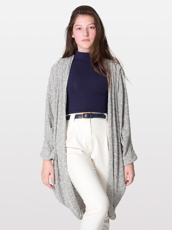 Shawl Cardigan | Cardigans | New & Now's Women | American Apparel
