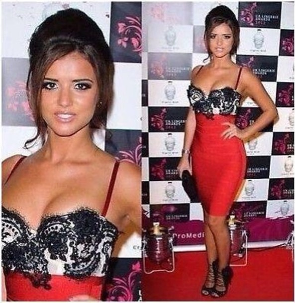 Dress Celebrity Style Bodycon
