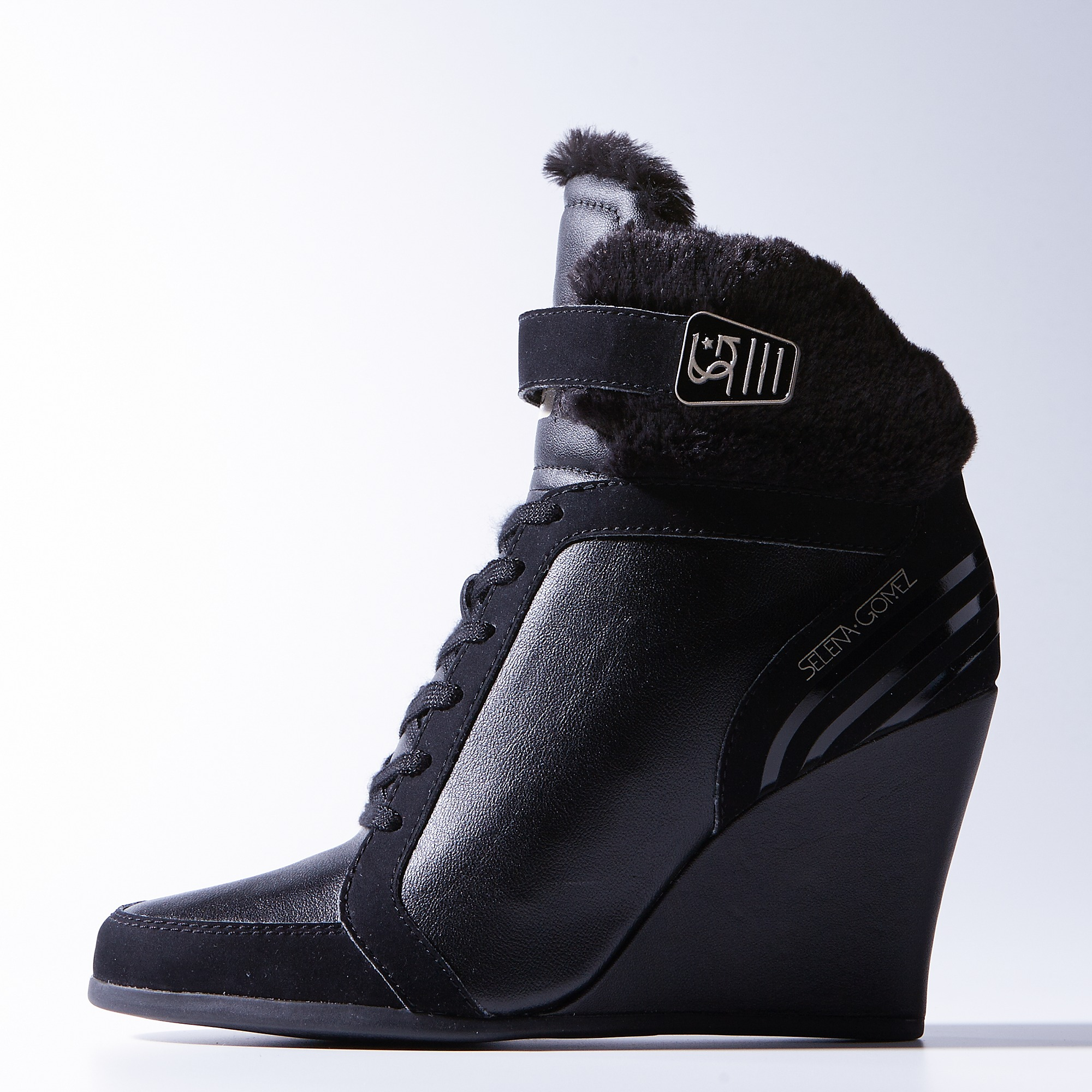 1684eb632d6 ... switzerland adidas selena gomez winter wedge shoes adidas us 4822c 50bcc