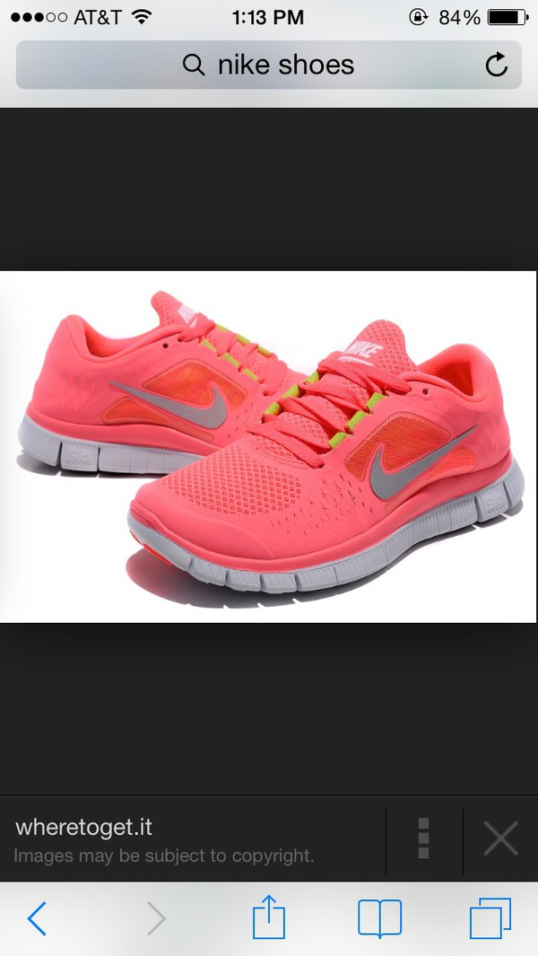 Nike Neon Shoes Price In India