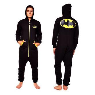 batman onesie pajamas