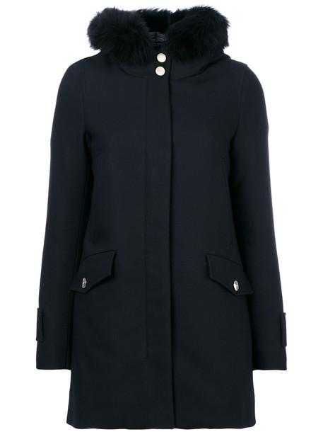 jacket puffer jacket women cotton black wool