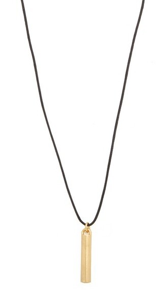 vintage necklace pendant gold jewels