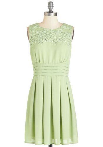 V.i.pleased dress in mint