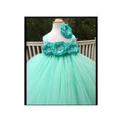 dress,semi precious,mint dress,shabby chic