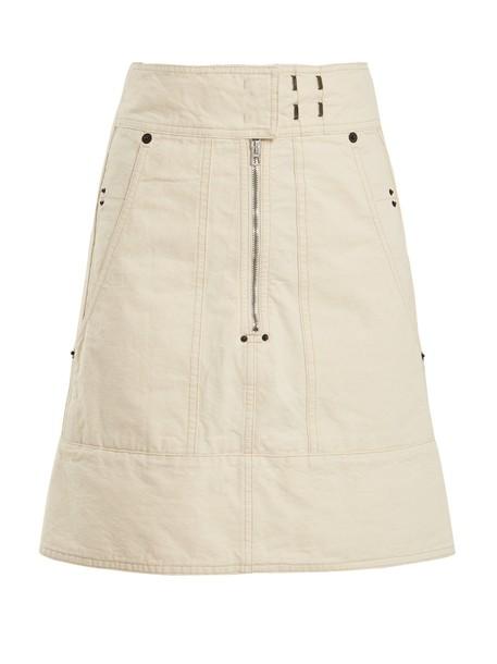 Isabel Marant skirt cotton cream