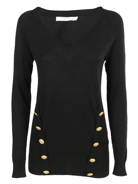 Pierre Balmain jumper black sweater