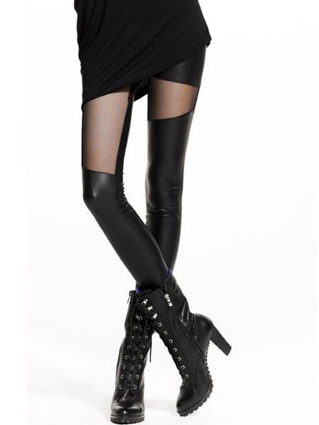 Asymmetric Tone Leggings | Outfit Made