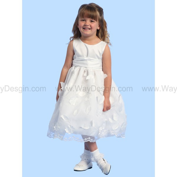 flower girl dresses white dress dress