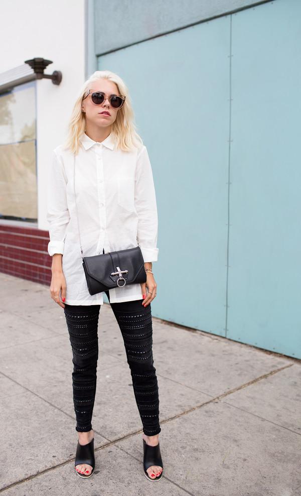 always judging jeans sunglasses bag