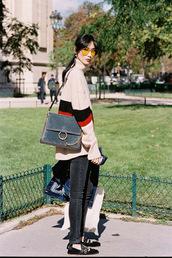 vanessa jackman,blogger,sweater