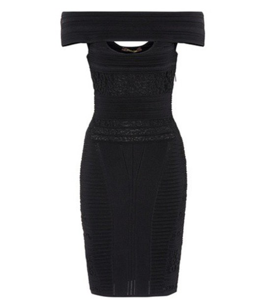 Roberto Cavalli dress black
