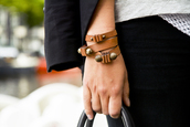 bracelets,leather,jewels