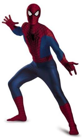 Amazon.com: Disguise Men's Marvel The Amazing Spider-Man Movie 2 Spider-Man Bodysuit Costume: Clothing