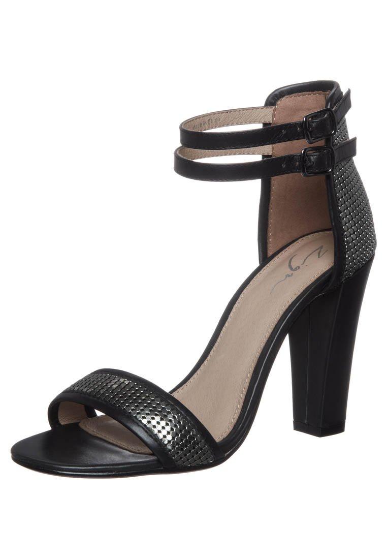 Zign High Heel Sandalette - black - Zalando.de