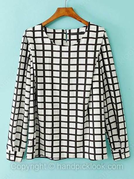 blouse chiffon blouse top