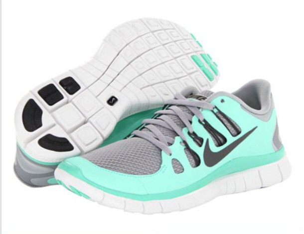 shoes nike running nike shoes grey blue teal sneakers exactly like this!?