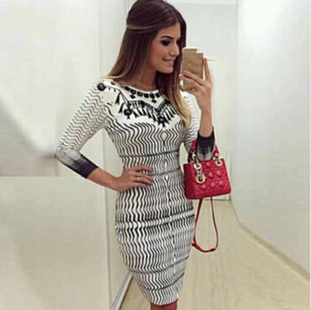 Elegant.dresses Cute.long.sleeve